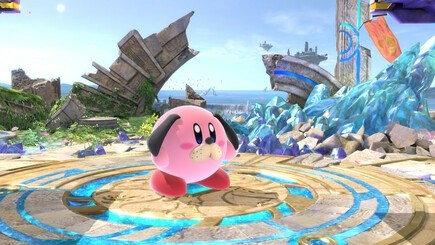 59. Duck Hunt Kirby
