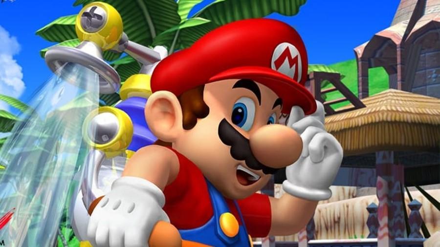 Run Mario, run