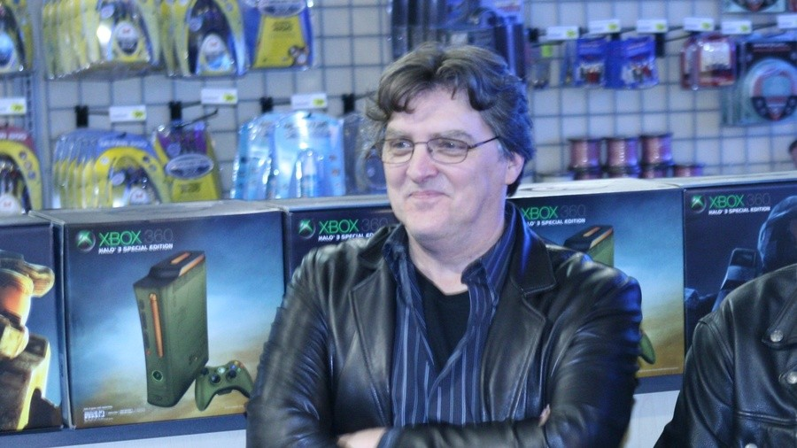 Martin O'Donnell back when Halo 3 was released