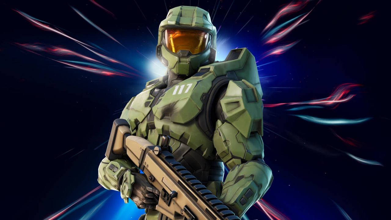 Master Chief Joins The Battle In Fortnite