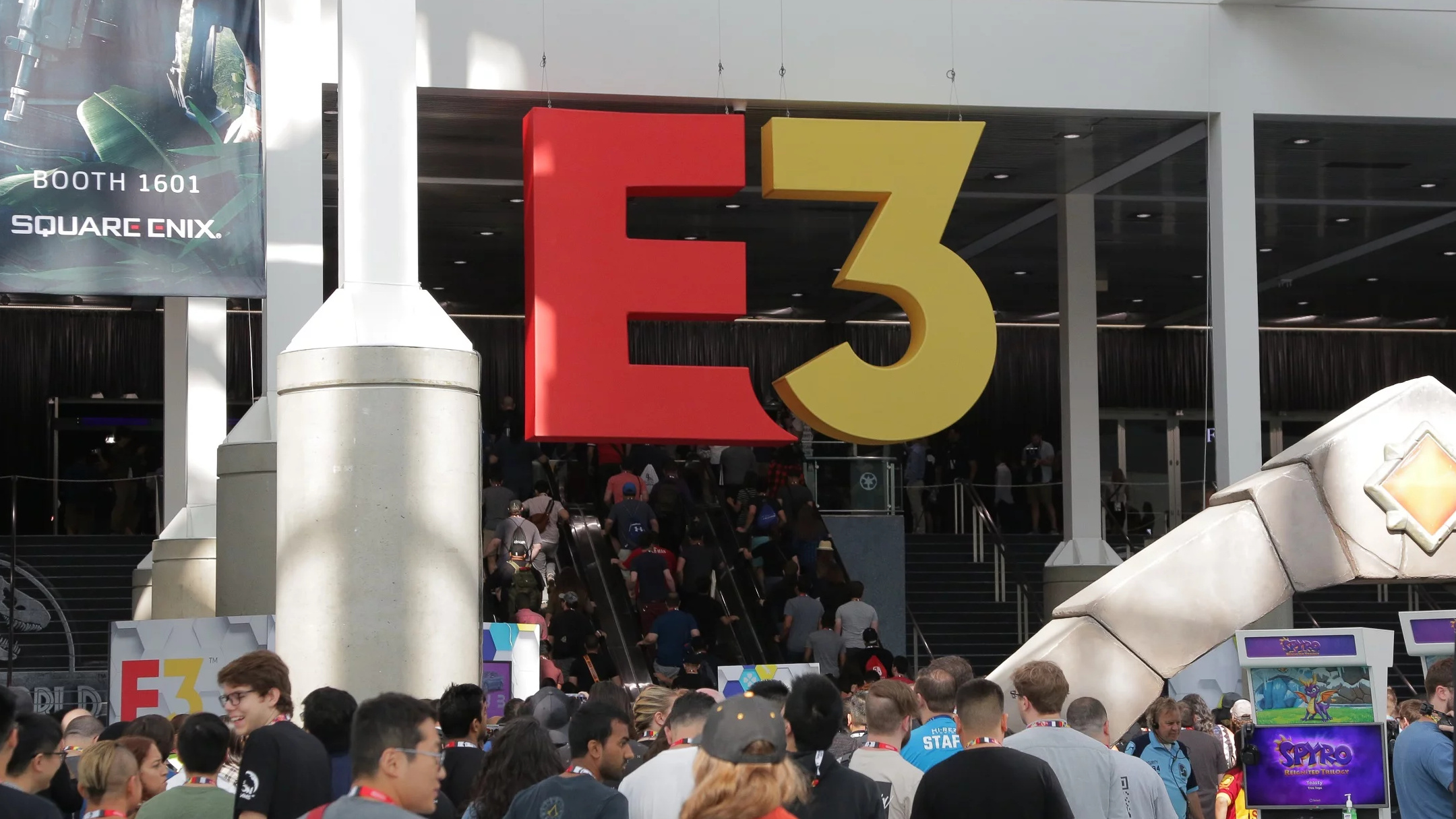 Even Geoff Keighley is skipping E3 this year