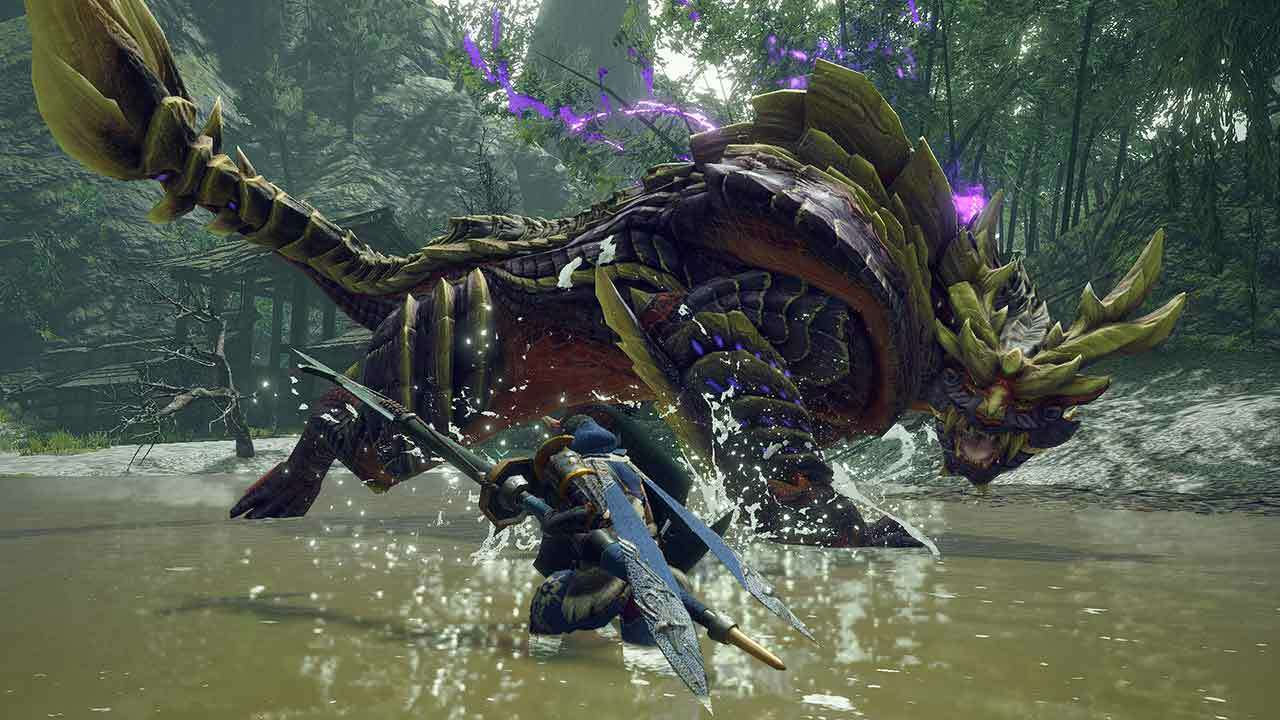 Yes, Monster Hunter Rise Is Running On Capcom's RE Engine - Nintendo Life