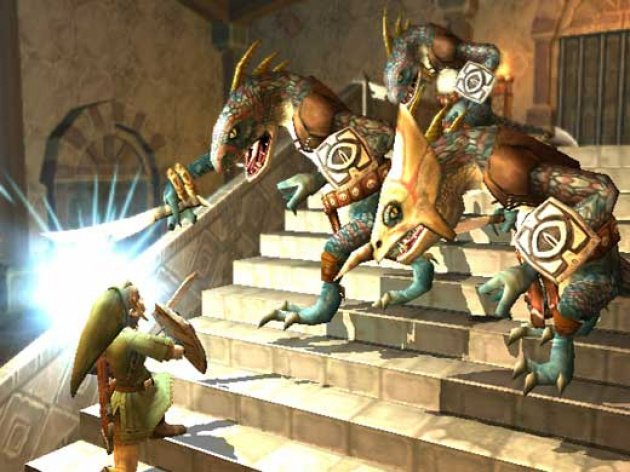 In-game shot from Twilight Princess