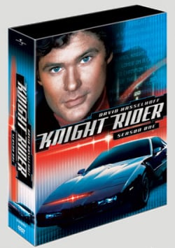 You might be able to watch classic episodes of Knight Rider on your Wii after all. Don't hassle the Hoff!