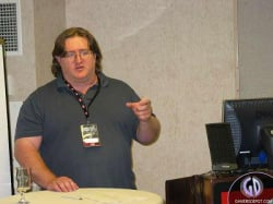 The Man Himself, Gabe Newell