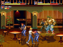 Streets Of Rage Shows No Age