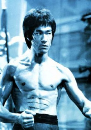 With Wii, look like Bruce Lee™