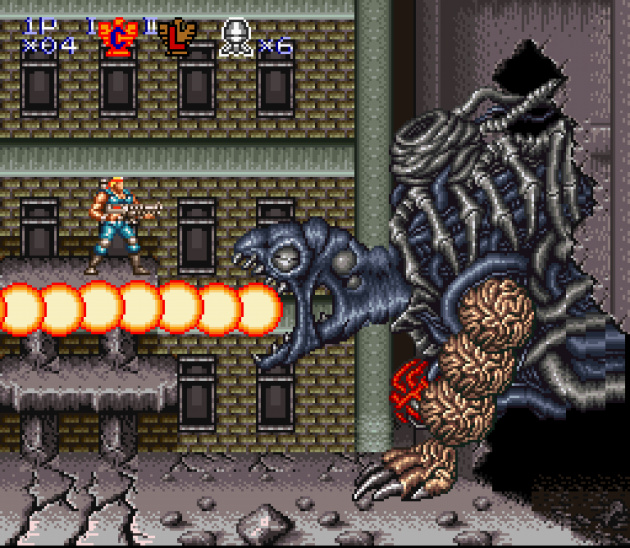Contra Action