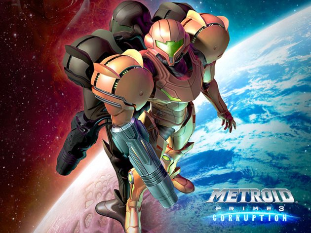 Metroid Prime 3: The Wait Is Over