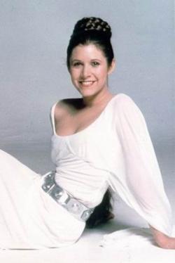 NintendoLife.com Officially Endorse Princess Leia.