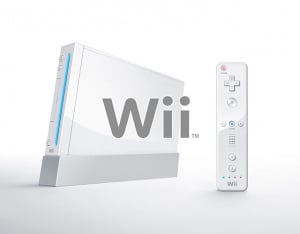 Wii, of course.
