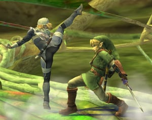 Sheik in action!