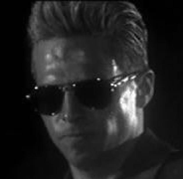 Albert Wesker: Epitome Of Cool.