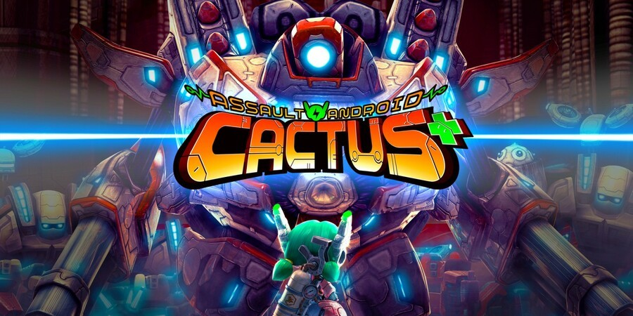 Assault Android Cactus for Switch