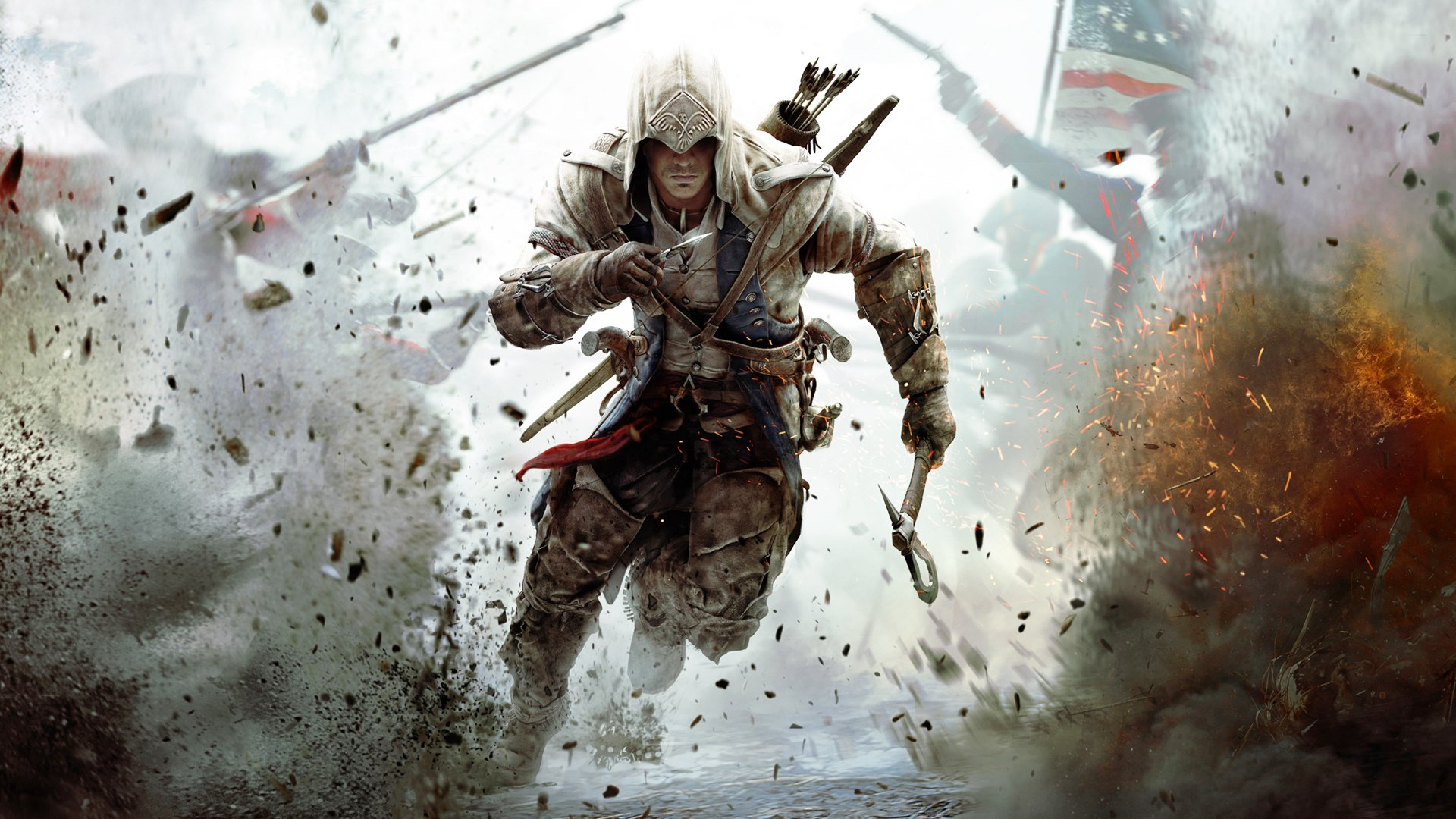 Ubisoft Provides More Detail On Assassin's Creed III Remastered's Switch-Exclusive Features