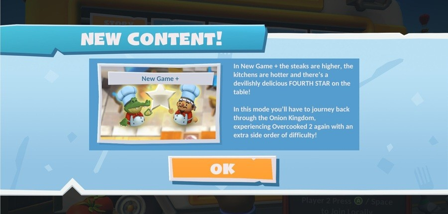 Overcooked 2 New Game Plus Image
