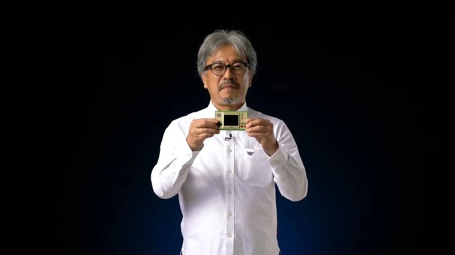 Zelda Game & Watch - Eiji Aonuma