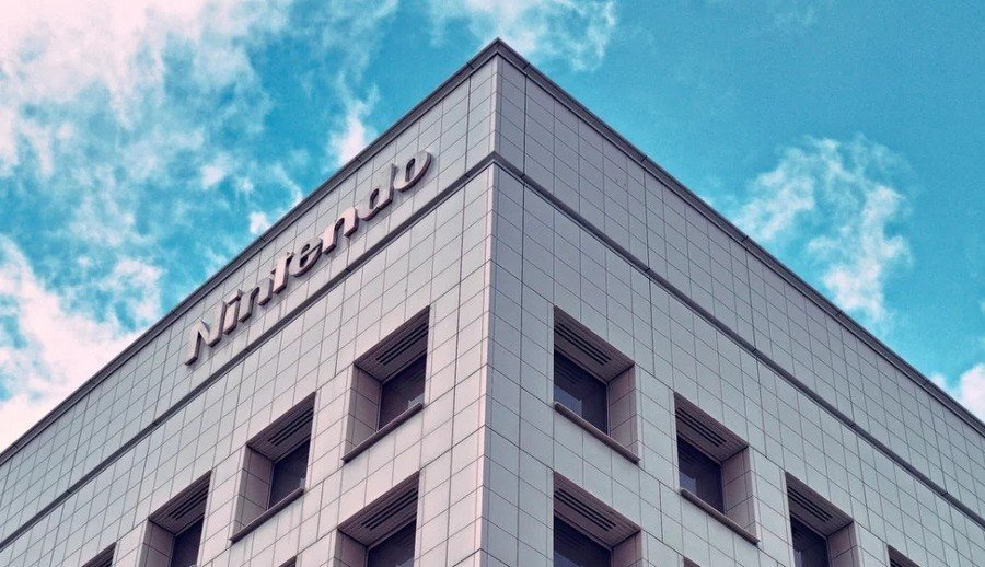 Not pictured: Nintendo's new Tokyo office