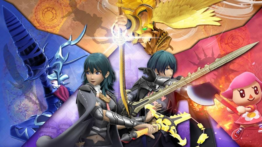 Super Smash Bros Ultimate Tournament Artwork