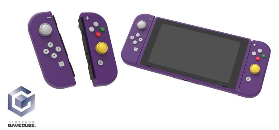GameCube Switch Design