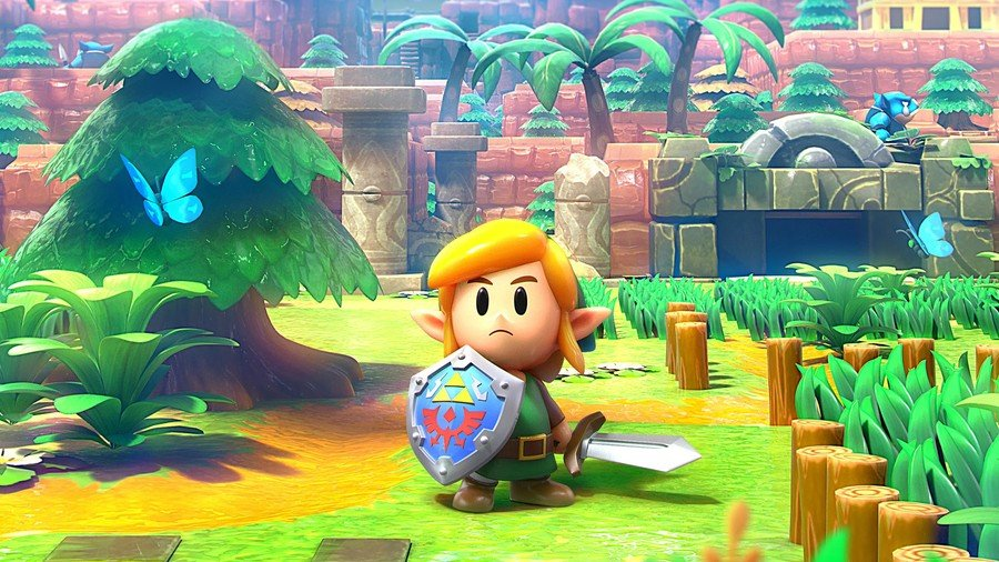 Phew, Zelda: Link's Awakening Will Support Cloud Saves On