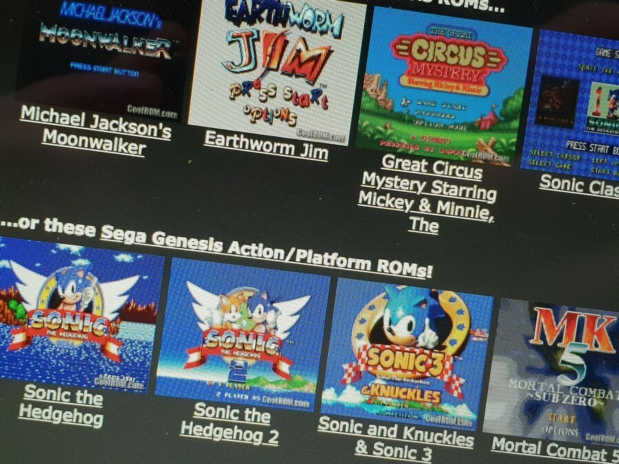 Sites which distribute ROMs illegally are harmful to the industry, but when companies like Nintendo are using them as a source, what does that say about the state of video game preservation?