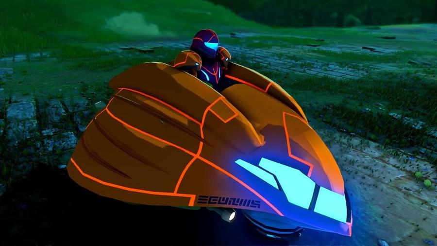 Zelda - Metroid Mod