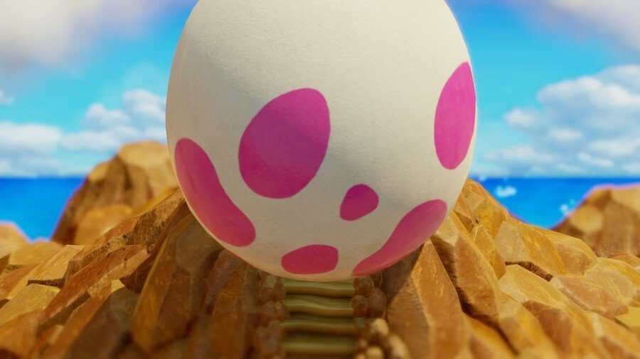 Something Stirs Within The Wind Fish's Egg