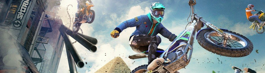 Trials Rising Gold Edition (Switch)