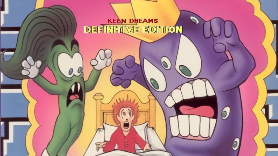 Commander Keen In Keen Dreams Definitive Edition Switch Hero