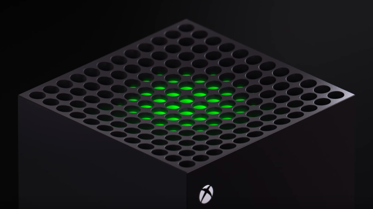 Random Xbox Series X That S Just A Tall Gamecube The Twitter