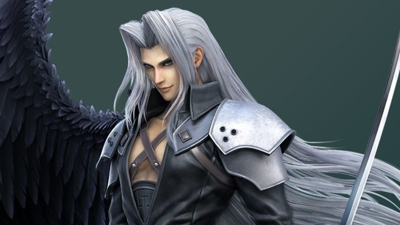 Final Fantasy VII's Sephiroth Gets Added To The Smash Bros. Ultimate Mural 2