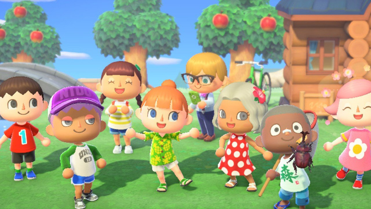 Gallery Nintendo Shares More Screenshots Of Animal Crossing New