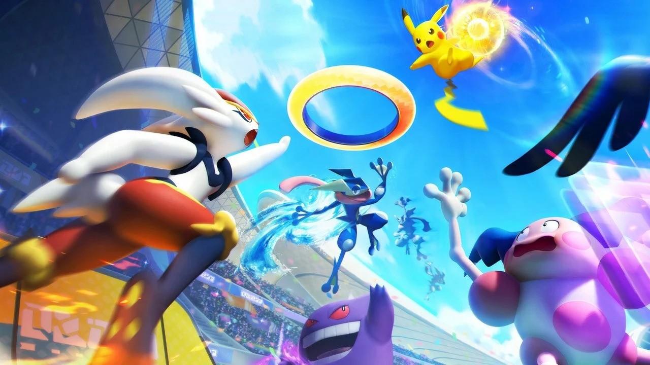 Pokémon Unite Update Adds Gardevoir, Charizard Gets Nerfed - Nintendo Life