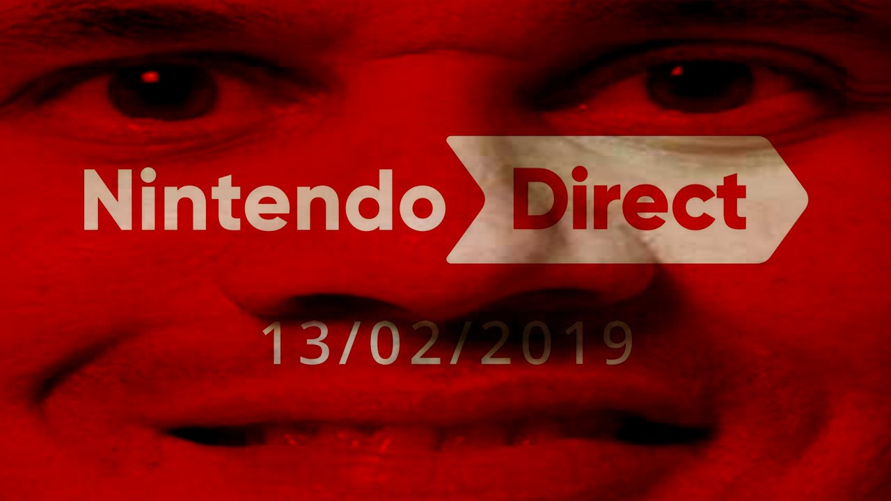 Watch: Nintendo Direct February 2019 Broadcast - Live!