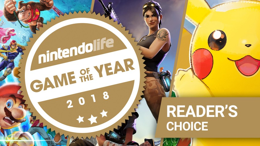 Game of the Year - 2018