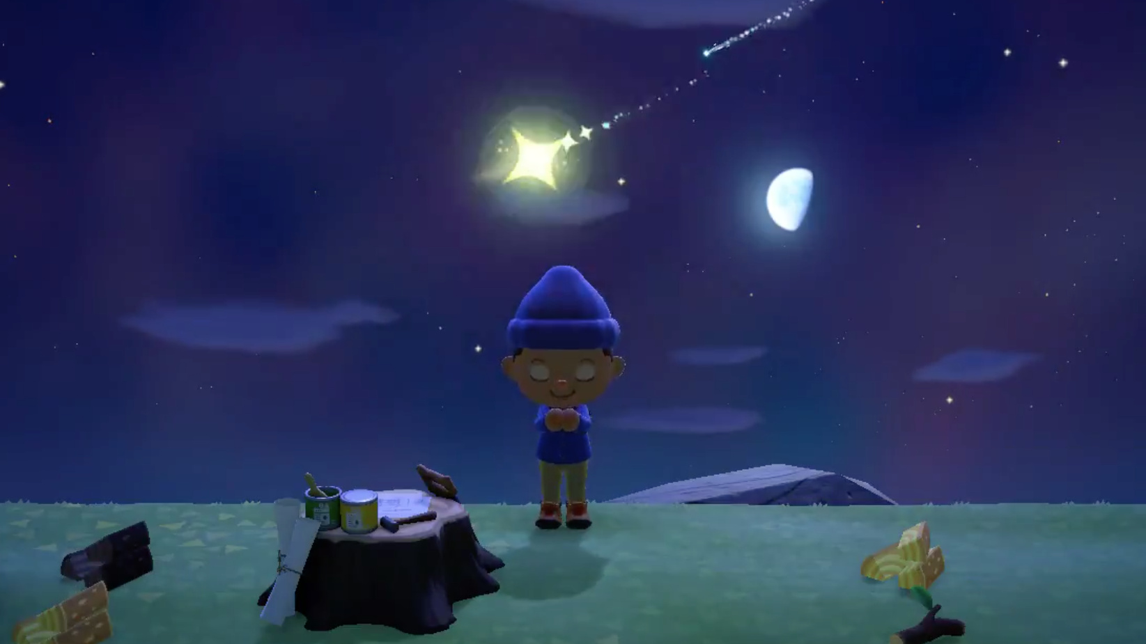Random Reggie Says Animal Crossing New Horizons Should Give Out More Star Fragments Do You Agree Nintendo Life