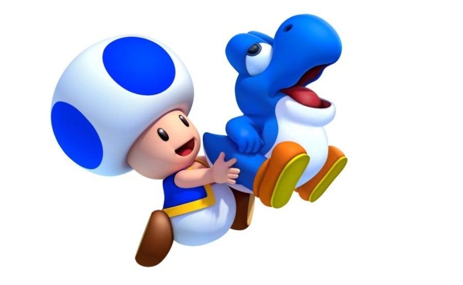 Blue Toad Yoshi IMG