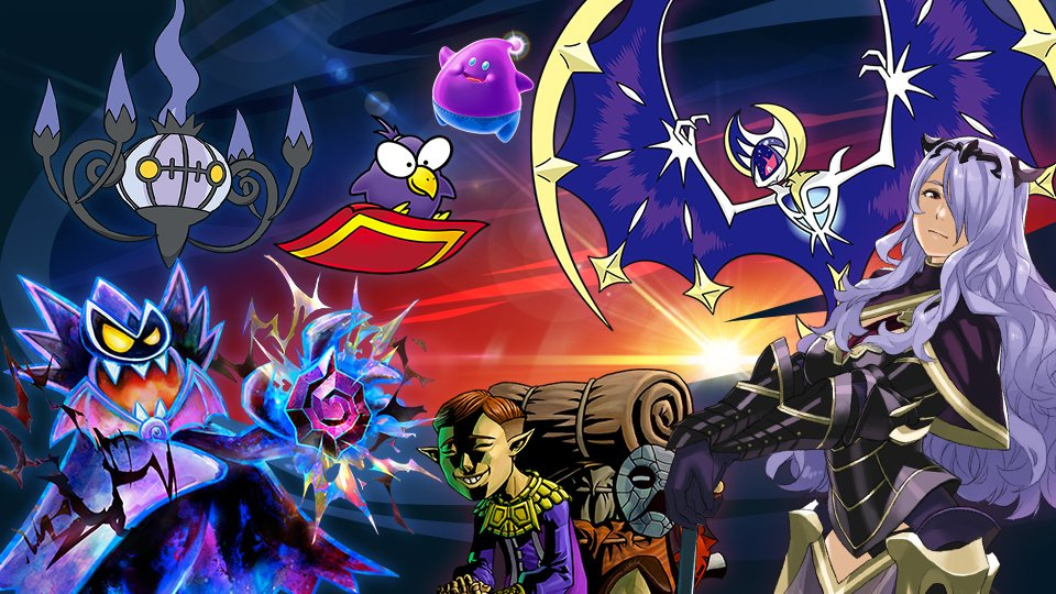 Smash Bros. Ultimate Hosting Purple Powered Spirit Board Event This Week