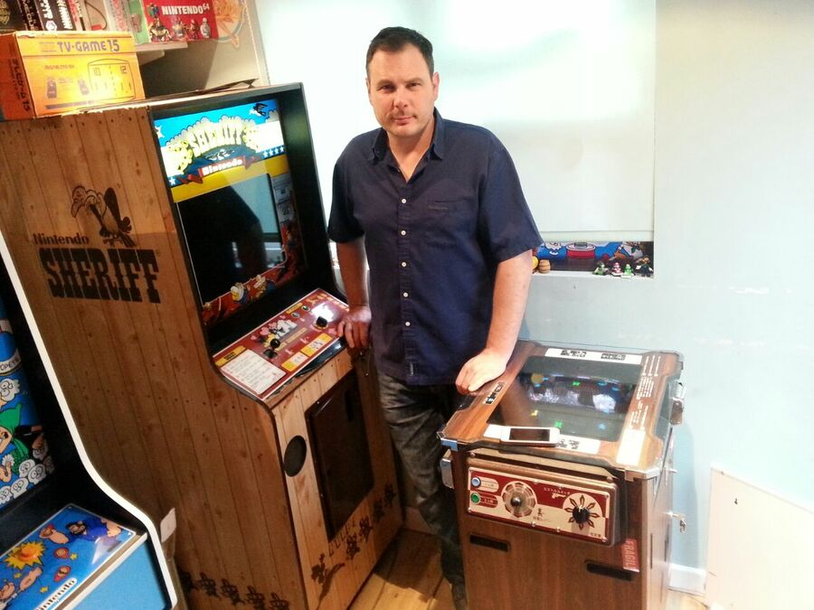 Nintendo Arcade - Sheriff