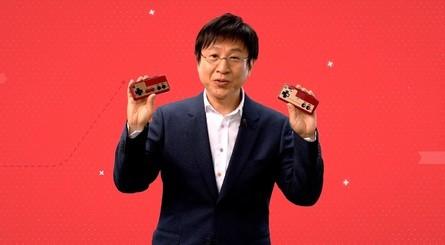 Famicom Switch 4