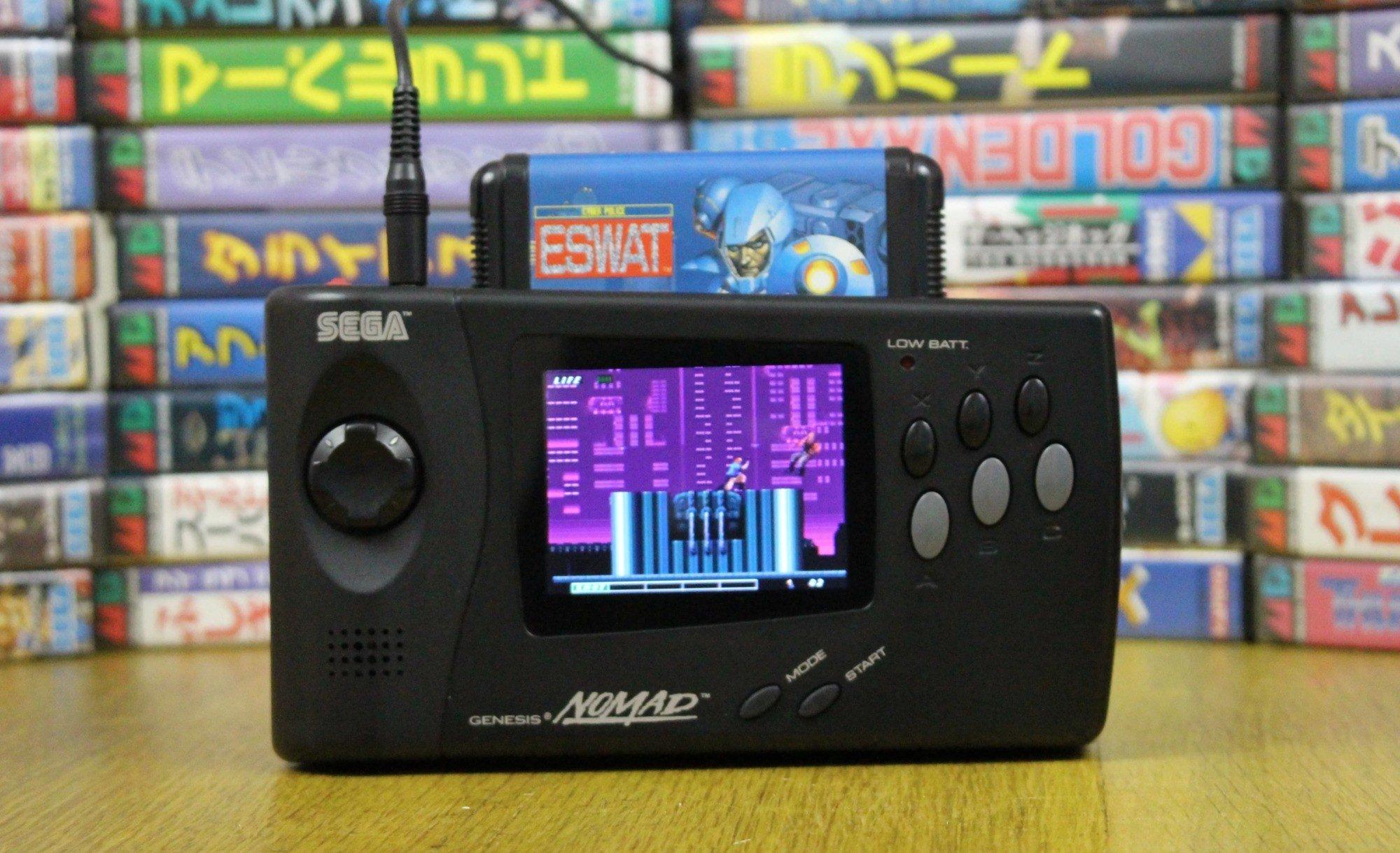 Looks Like Retro-Bit Is Resurrecting Sega's Switch-Like