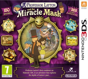 Professor Layton and the Miracle Mask