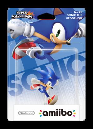 Sonic amiibo Pack