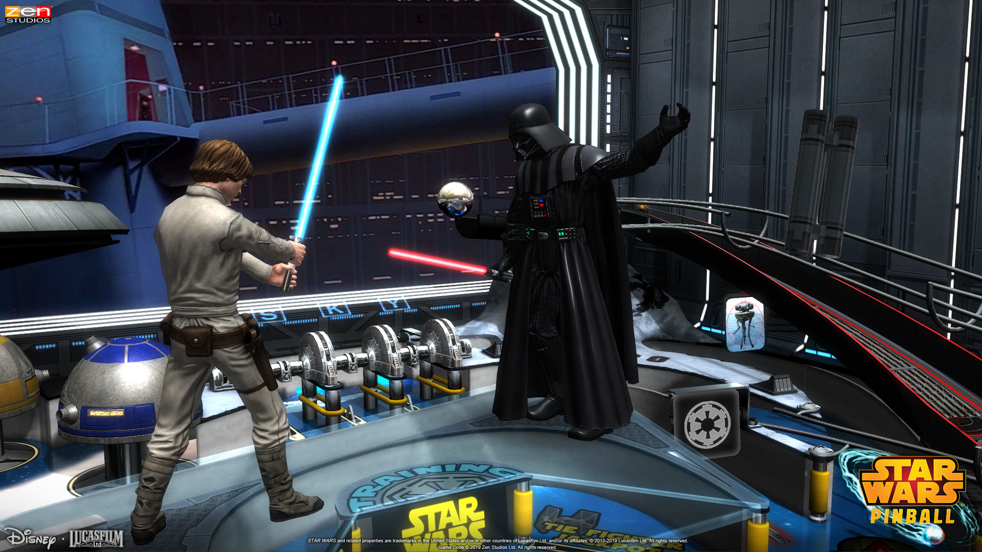 Star Wars Pinball Is Coming To Switch With Exclusive