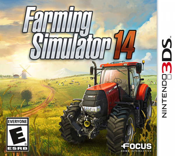 Farming Simulator 14 Review (3DS) | Nintendo Life