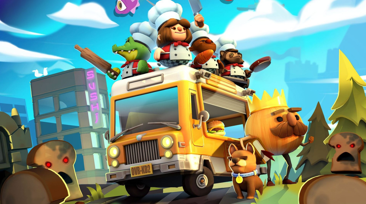 Switch Owners Can Soon Play Overcooked 2 In Its Entirety For Free (For A Limited Time)