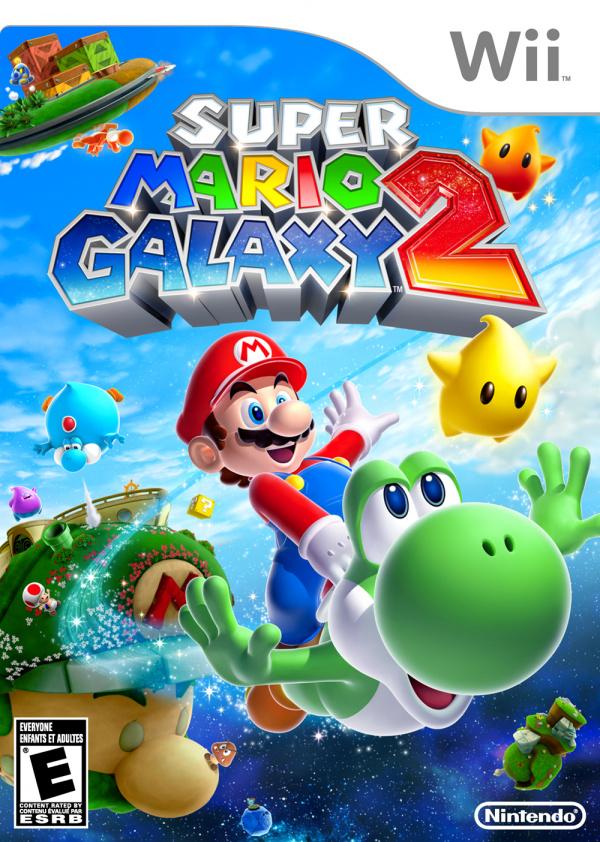 Super Mario Galaxy 2 (Wii) News, Reviews, Trailer & Screenshots