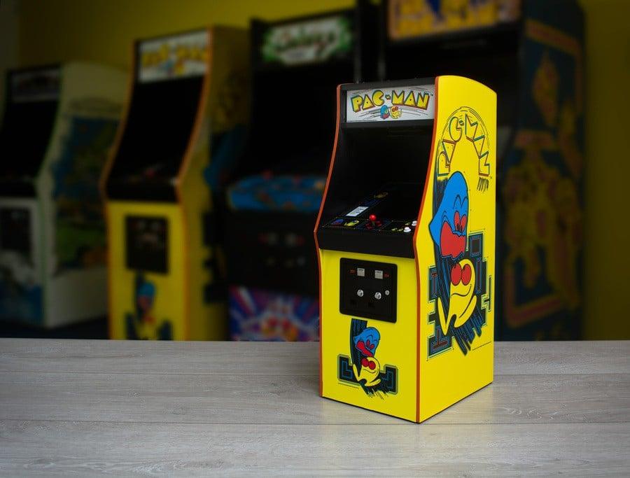 Pacman Arcade Arcades Background
