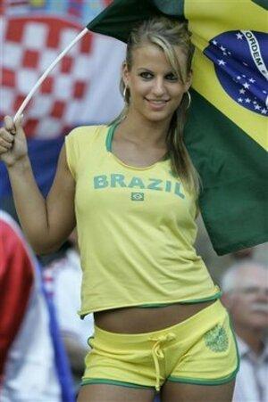 Go Brazilian!